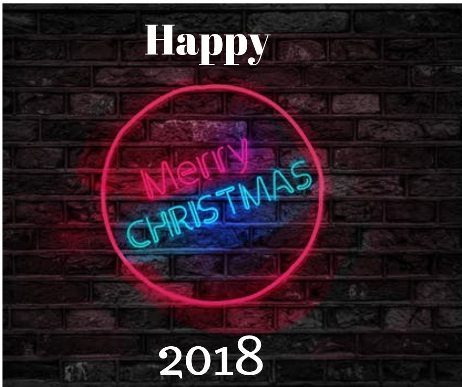 happy merry christmas 2018 photo for facebook friends
