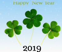 happy new year 2019 images for fb post