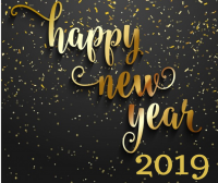 happy new year image for fb