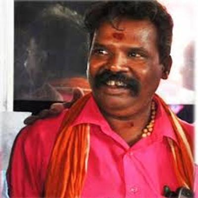 Comedy actor lollu sabha surli manohar meme template