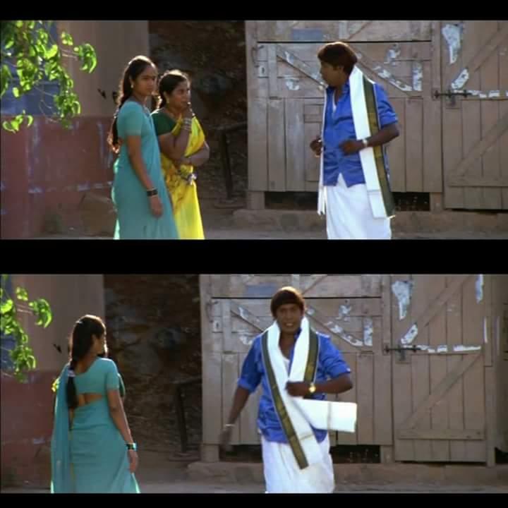 Aarya movie meme template