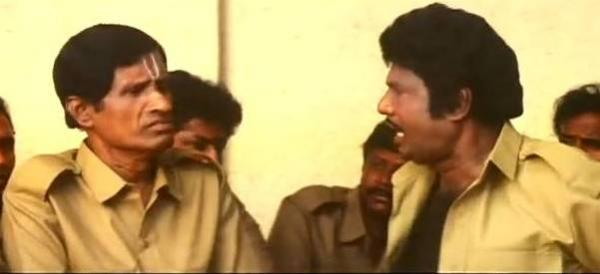 Mannan  movie meme template ennatha kanniya and goundamani