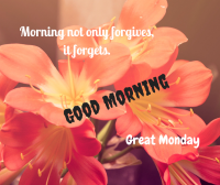 good morning post for family free download