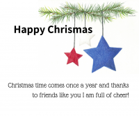 merry christmas facebook post free download