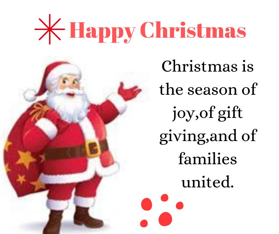 christmas is the season of joy image free download