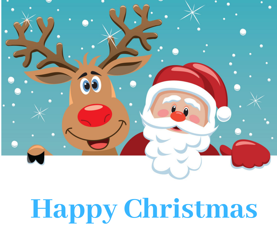 nice happy christmas wishes image free download