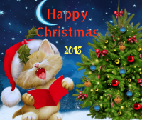 happy christmas 2018 whatsapp image free download