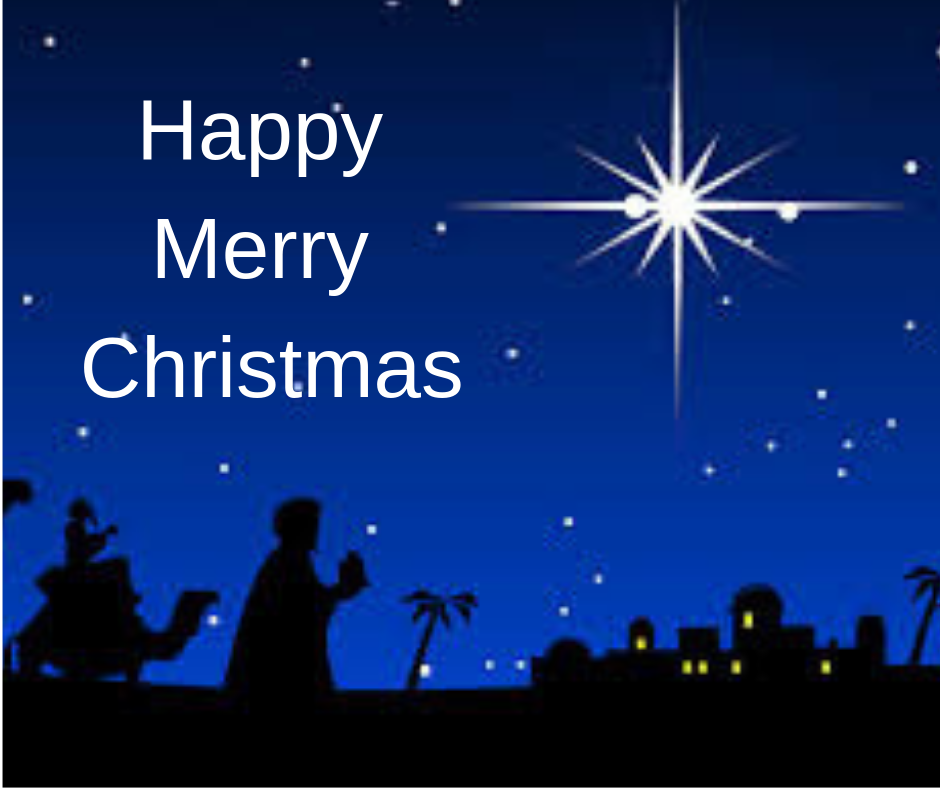happy merry christmas image for family