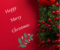 happy merry christmas image free download
