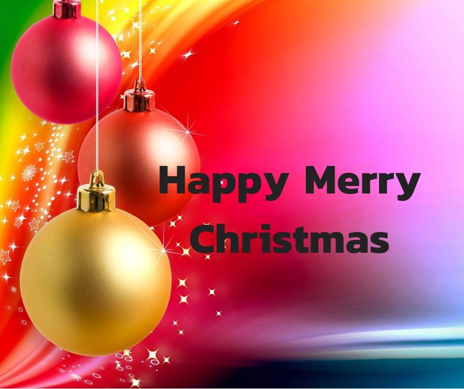 Awesome happy christmas image