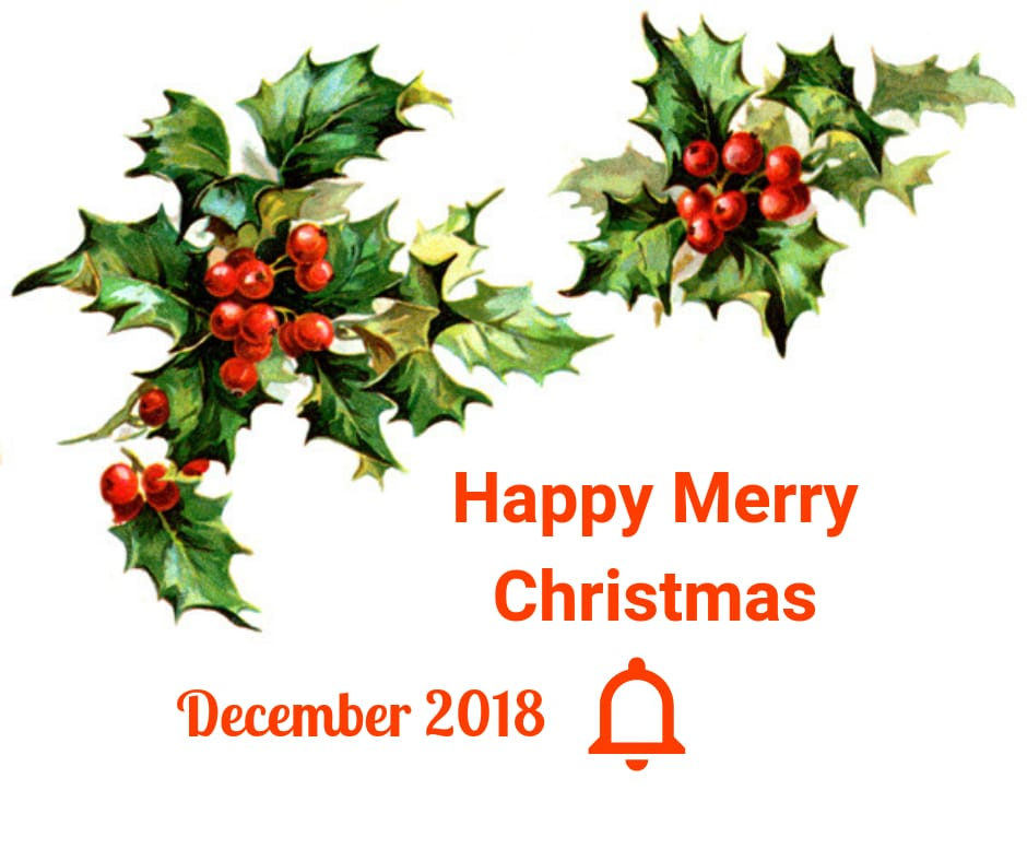 happy merry christmas december 2018 image for whatsapp