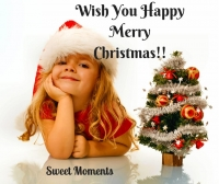 wonderful merry christmas wishes image for whatsapp