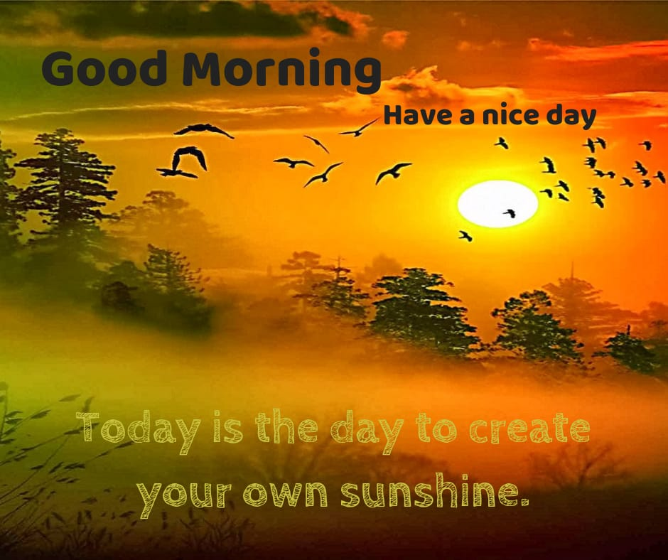 today is the day good morning wishes