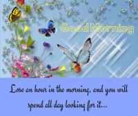 Good morning post for fb