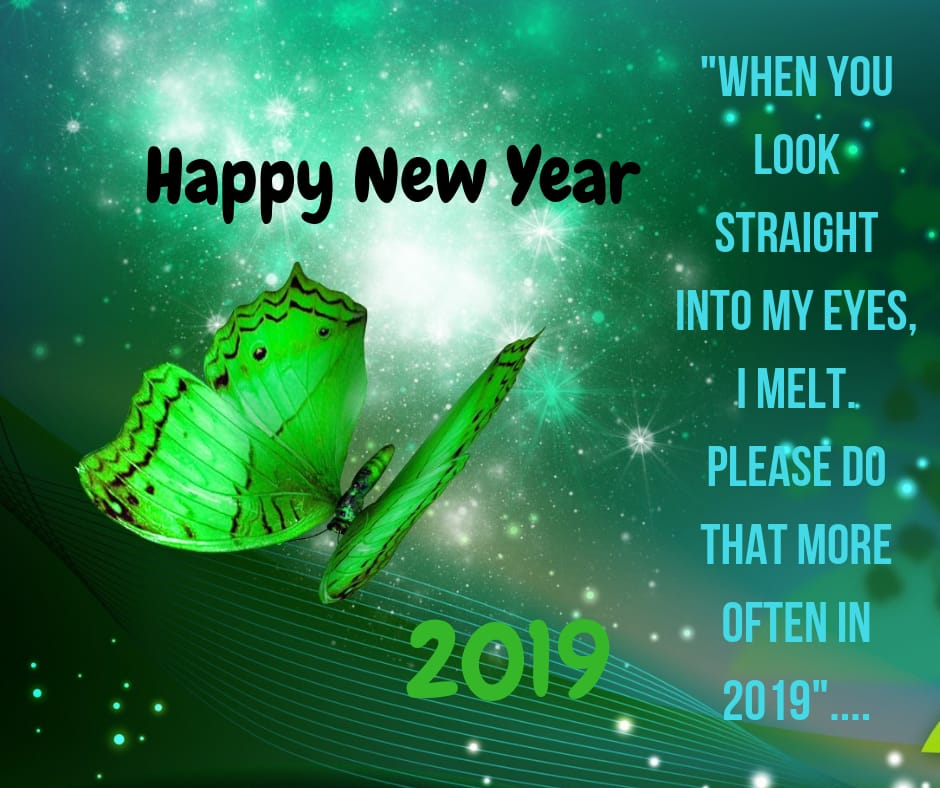 new year wishes with beautiful quotes image