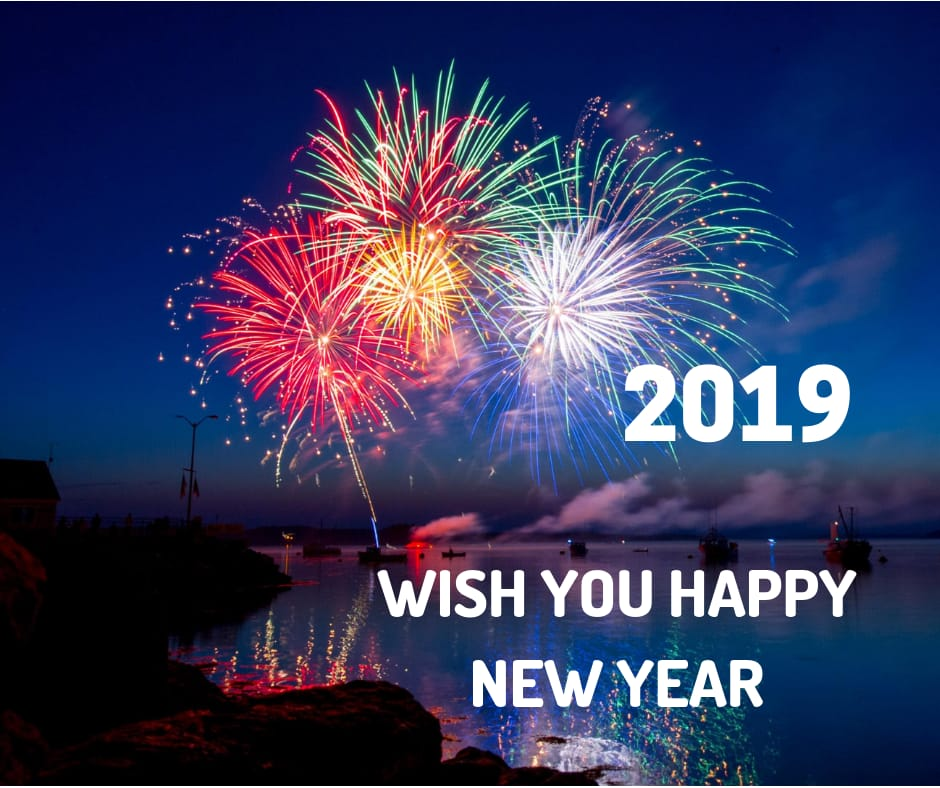 wish you happy new year 2019 wishes image for family