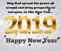2019 new year images for friends