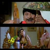 Vadivelu Face Reaction From The Movie Kuselan meme template