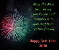 may the new year bring joy new year wishes image