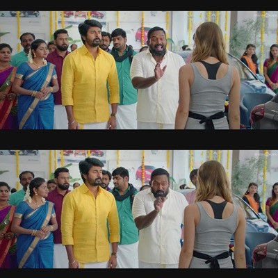 Mr Local blank meme template without watermark