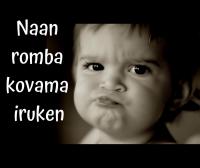 naan romba kovama iruken image for friends free download