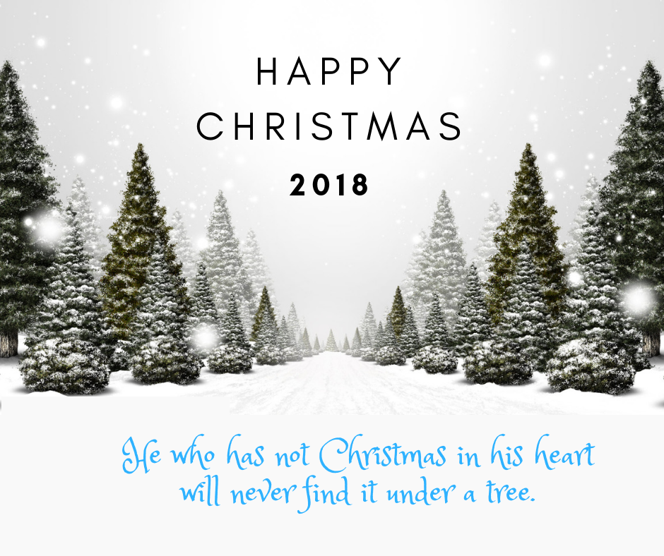 christmas wishes 2018 in english image