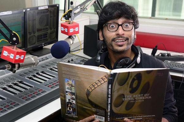 RJ Balaji the best of tamil cinema meme template