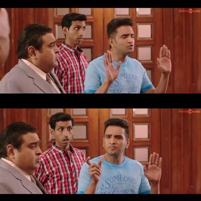 Server Sundaram meme template