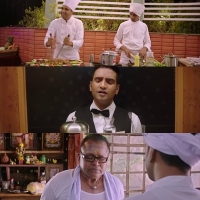 Server Sundaram plain meme template Radha Ravi