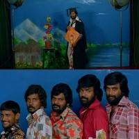 Subramaniapuram photo stills meme templates ganja karuppu