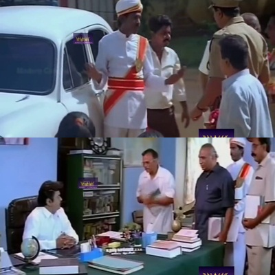 Rail mattum tha vanchie collector varavaila meme template