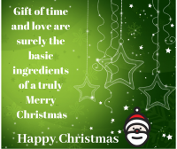 happy merry christmas wishes with wonderful english quotes
