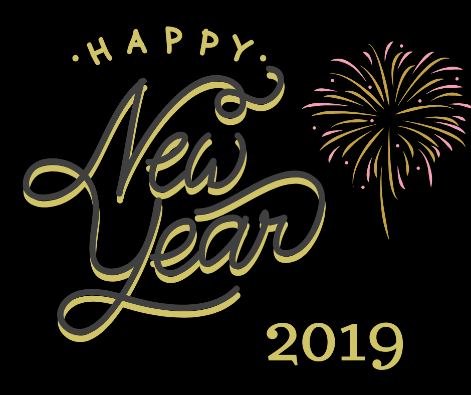 beautiful new year 2019 wishes image free download
