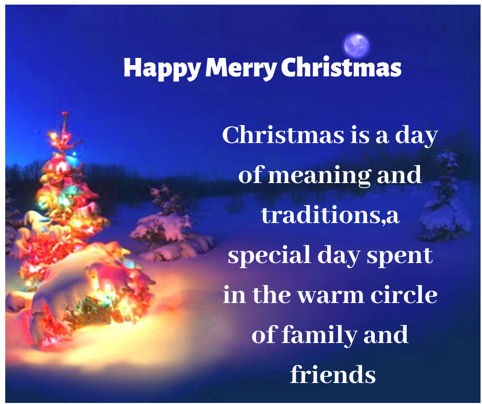 merry christmas wishes image for whatsapp