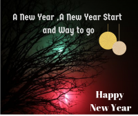 A new year start and way to go images