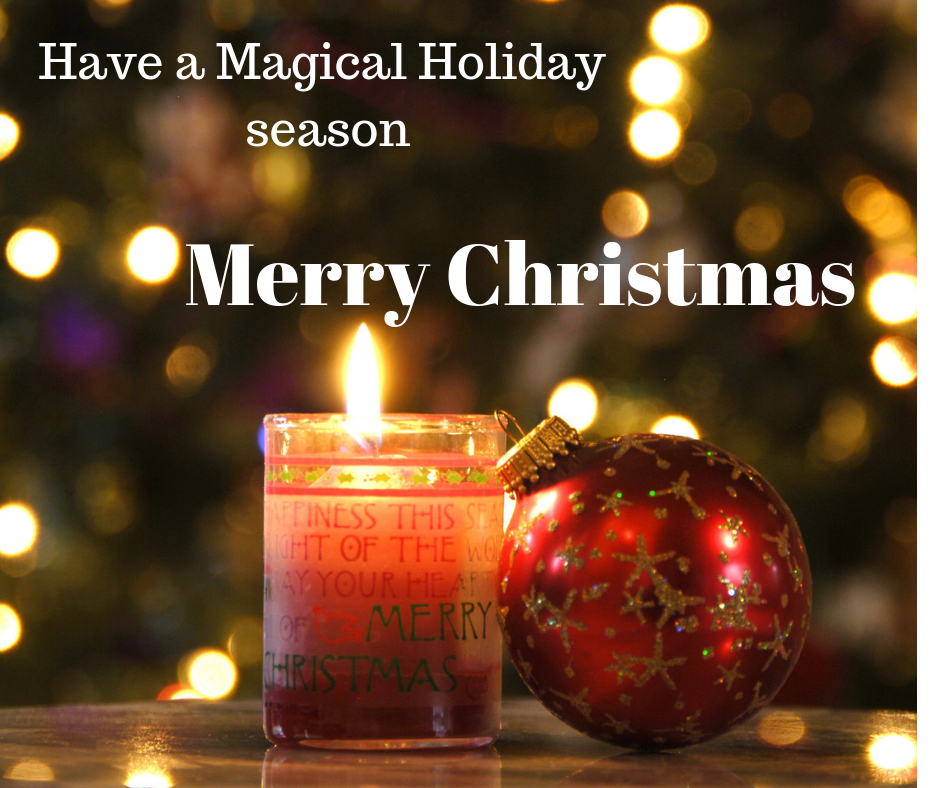 Have a magical season image for fb