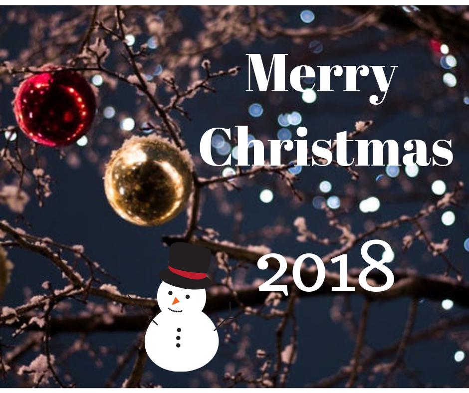 beautiful christmas wishes 2018 image
