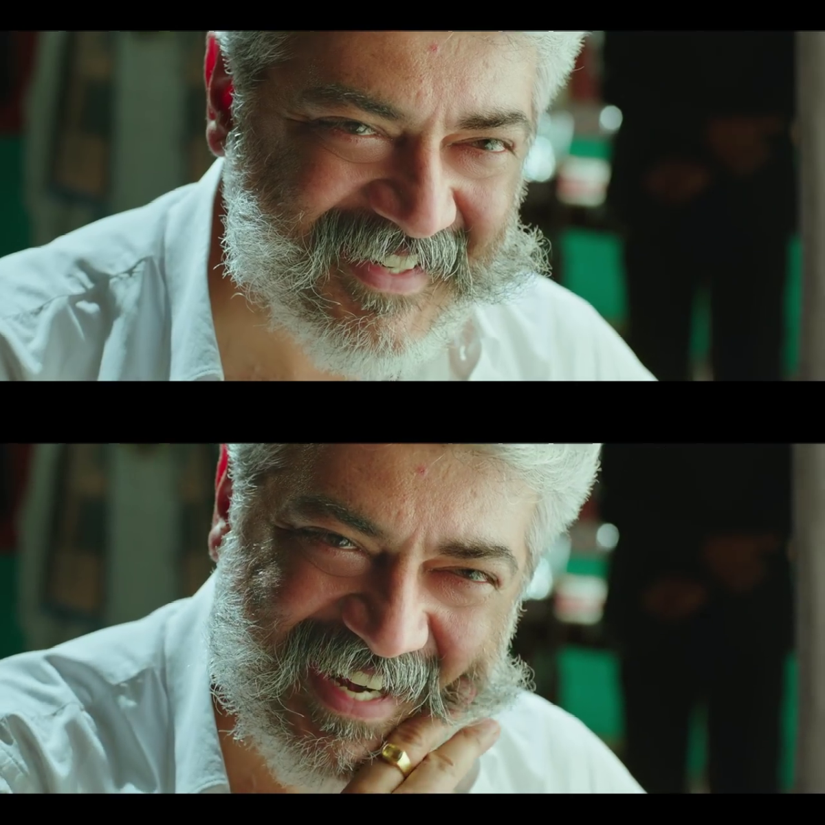 Viswasam hindi movie meme template