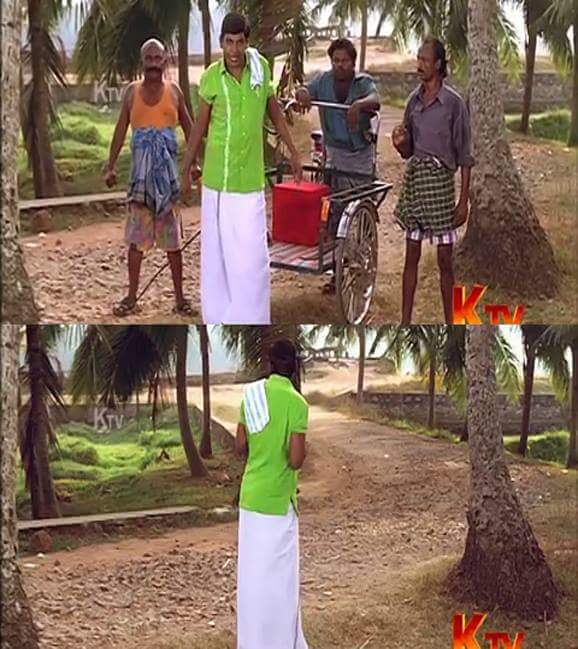 Intha kotta thandi neyem vara kodathu nanum varamatan whatsapp comedy video meme template