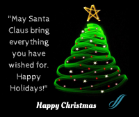 happy merry christmas image