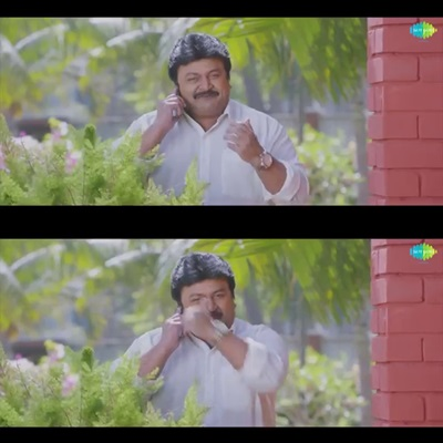Prabu meme template charlie chaplie 2 movie