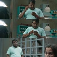 I Love You than da un password meme template karthi