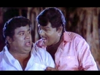 goundamani speaking senthi meme template