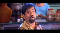 Charlie convinces a rowdy to buy lottery ticket  comedy unnai ninaithu movie meme templates