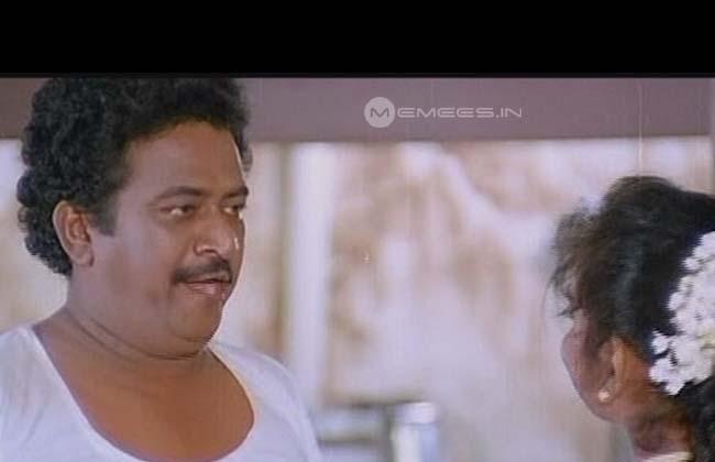 pandu looking a girl facebook meme template