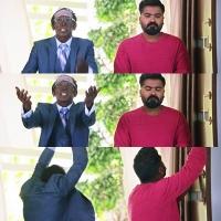 Motta Rajendran meme template