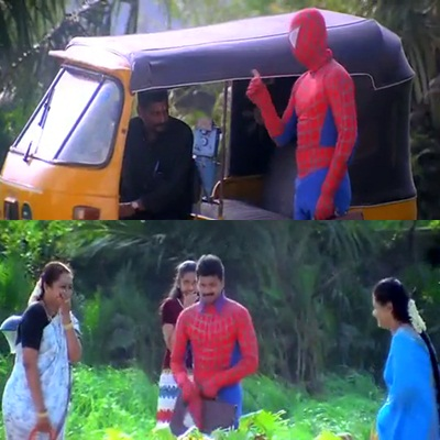 Spiderman meme templates vijay